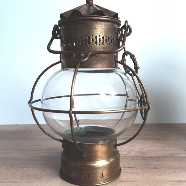 Lanterne De Décoration Ronde