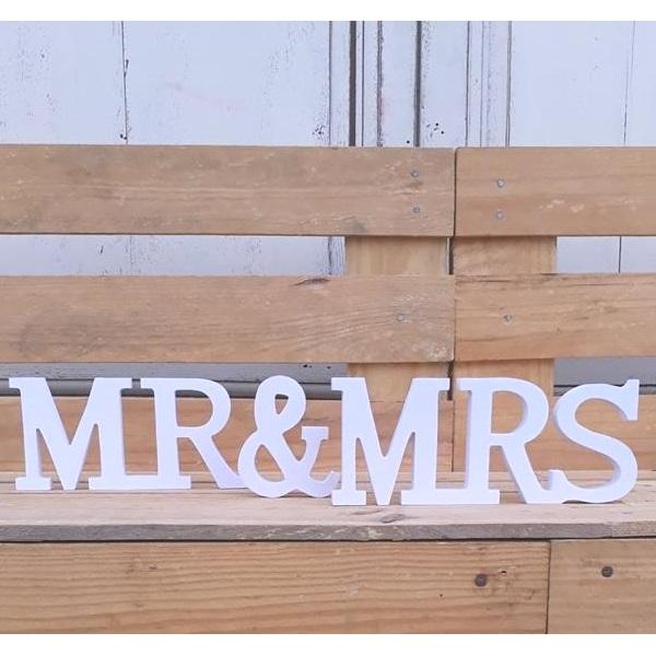 Mrs & Mr Blanc