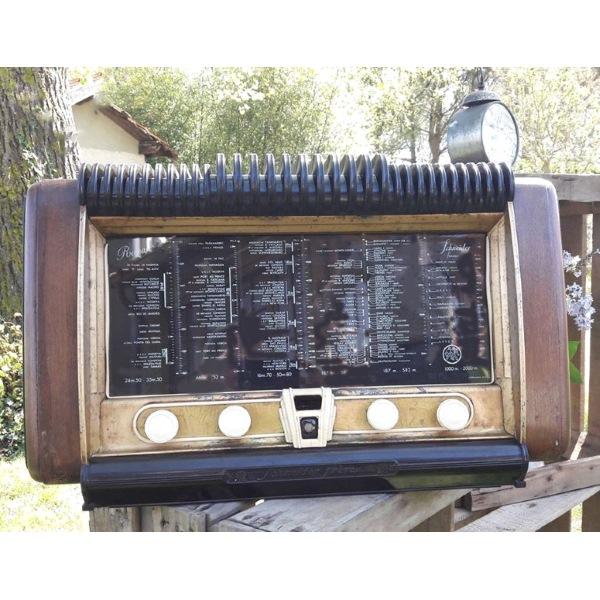 Poste Radio Ancien