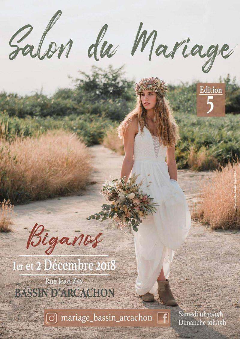 Salon Du Mariage à Biganos