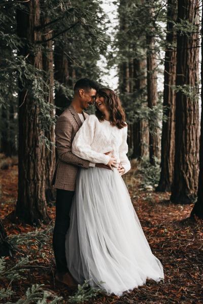 Mariées d'hiver