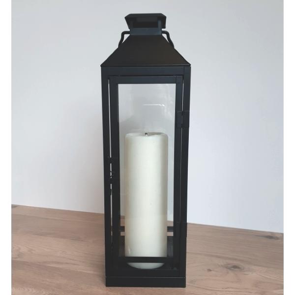Lanterne Noire Grand Modèle