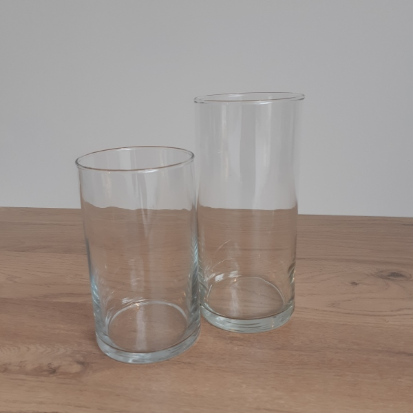 Vases Ou Bougeoirs Cylindriques