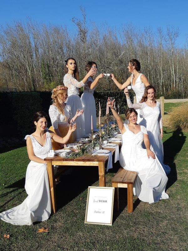 Les mariées de Conseillant