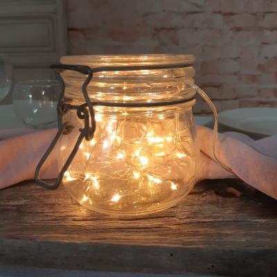 Petit Pot Le Parfait Avec LED