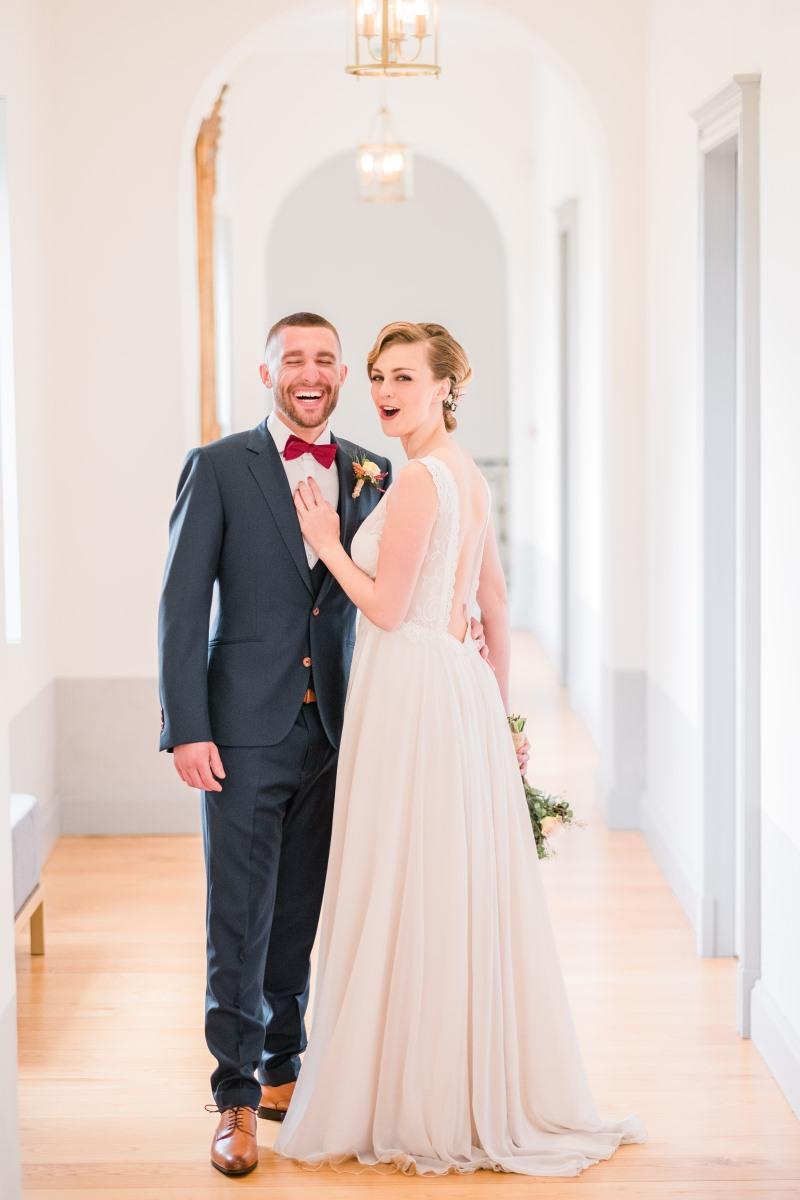 photo lifestyle des mariés