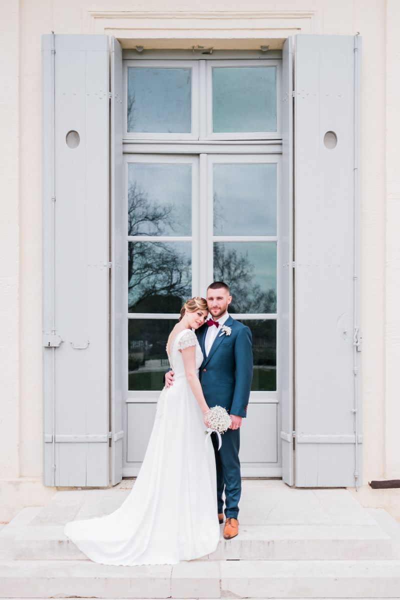 mariage au château de l'Hospital