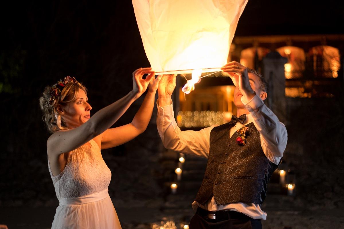 Laché de lanterne