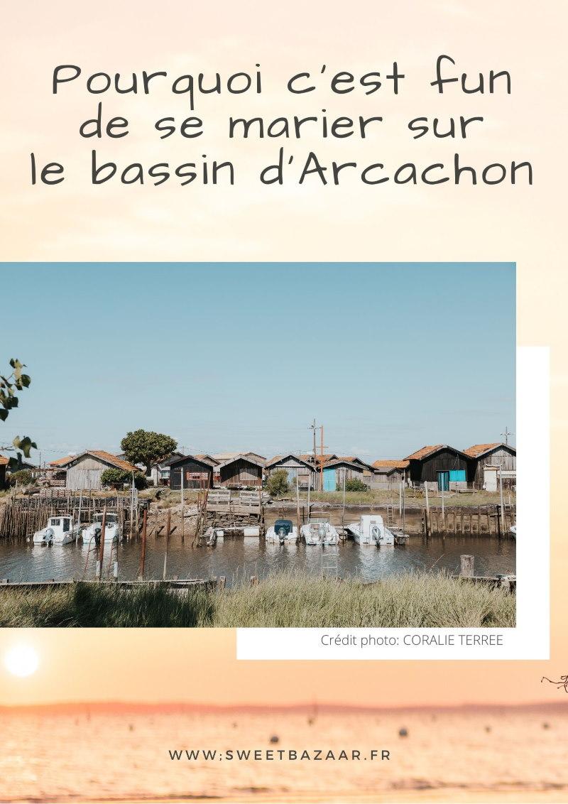 Se Marier Sur Le Bassin D'Arcachon