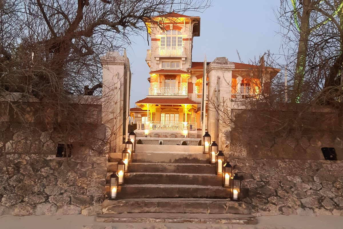 Se marier sur le bassin d'Arcachon: La Villa La Tosca bassin d'arcachon