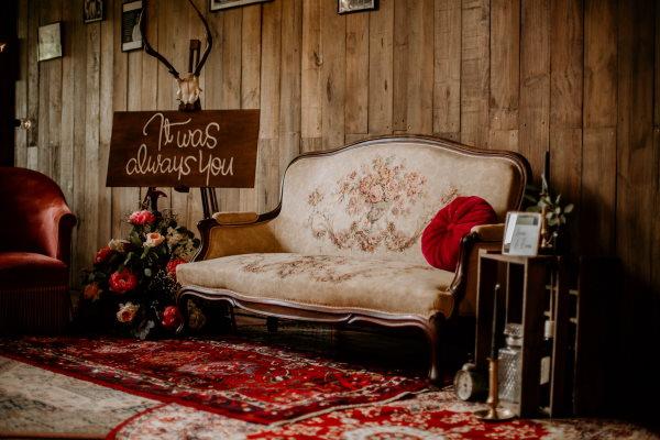 Espace Lounge Vintage