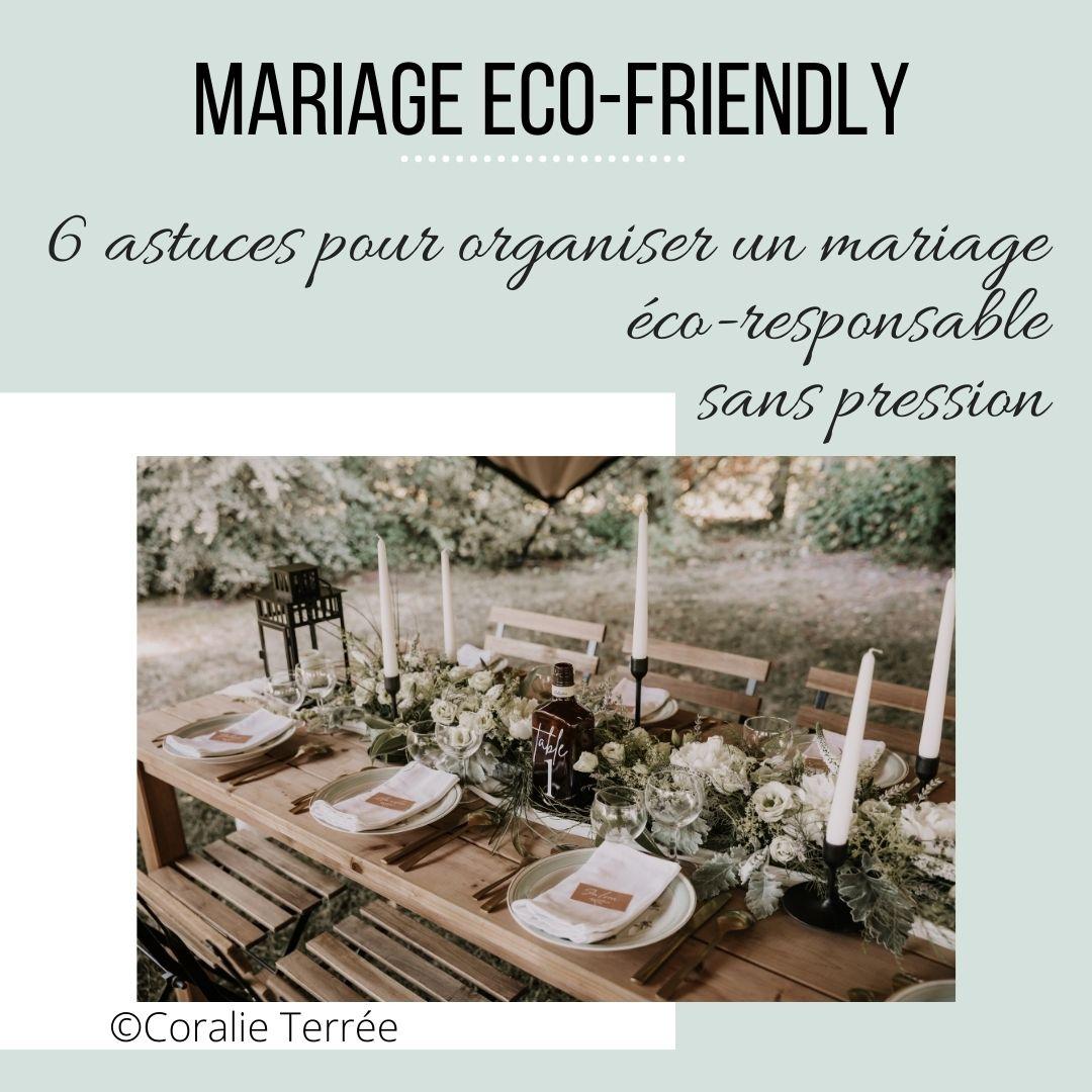 Mariage éco-responsable à Bordeaux