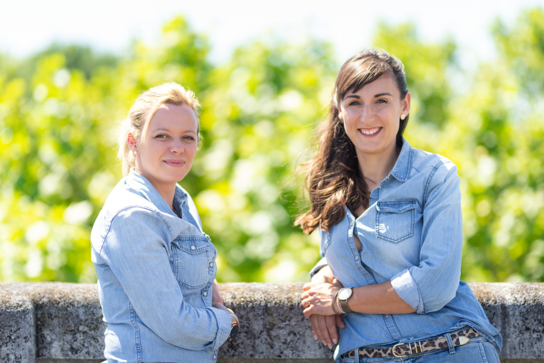 Lalie et Aurélie
