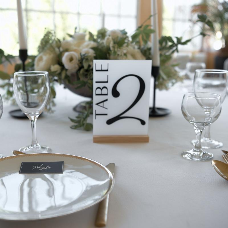 Création de décoration de mariage